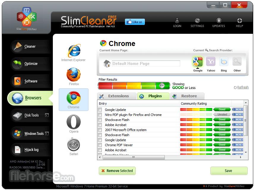 بهینه سازی ویندوز cheyab.ir