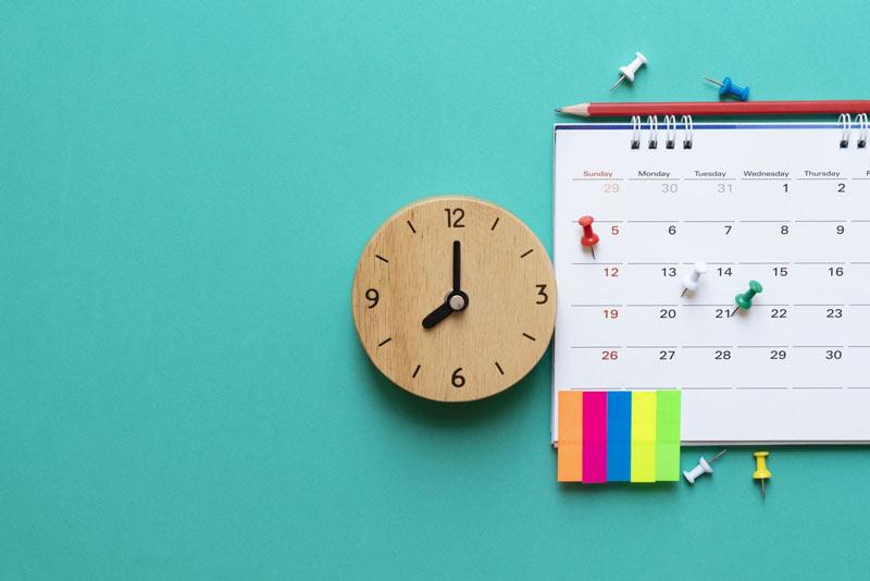 مدیریت زمان - افزایش بهره وری