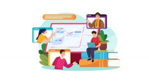 نرم افزارهای مورد نیاز برای ساخت دوره آموزشی