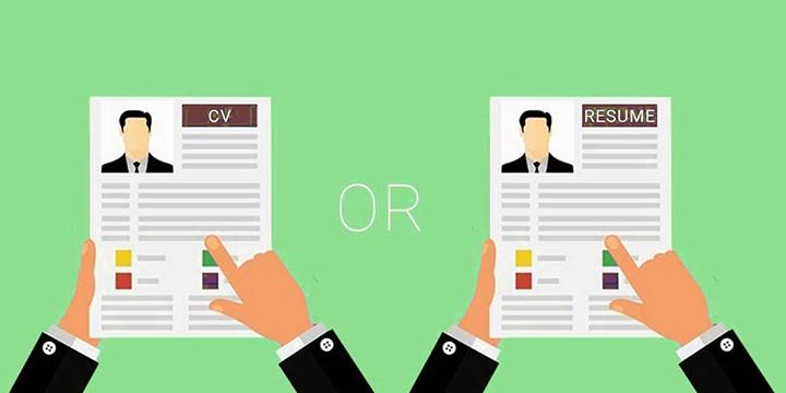 تفاوت cv و رزومه چیست