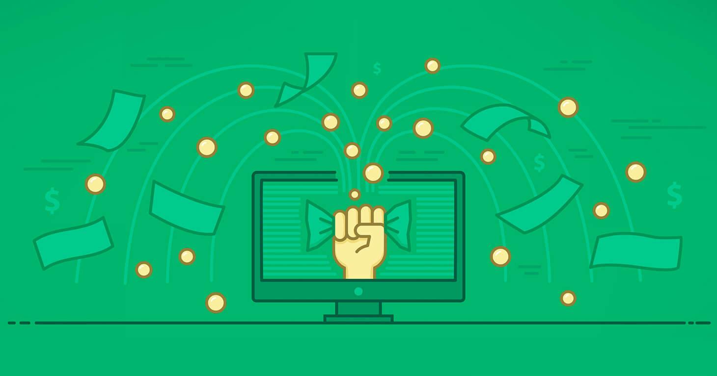 پیاده سازی حمایت مالی در وردپرس