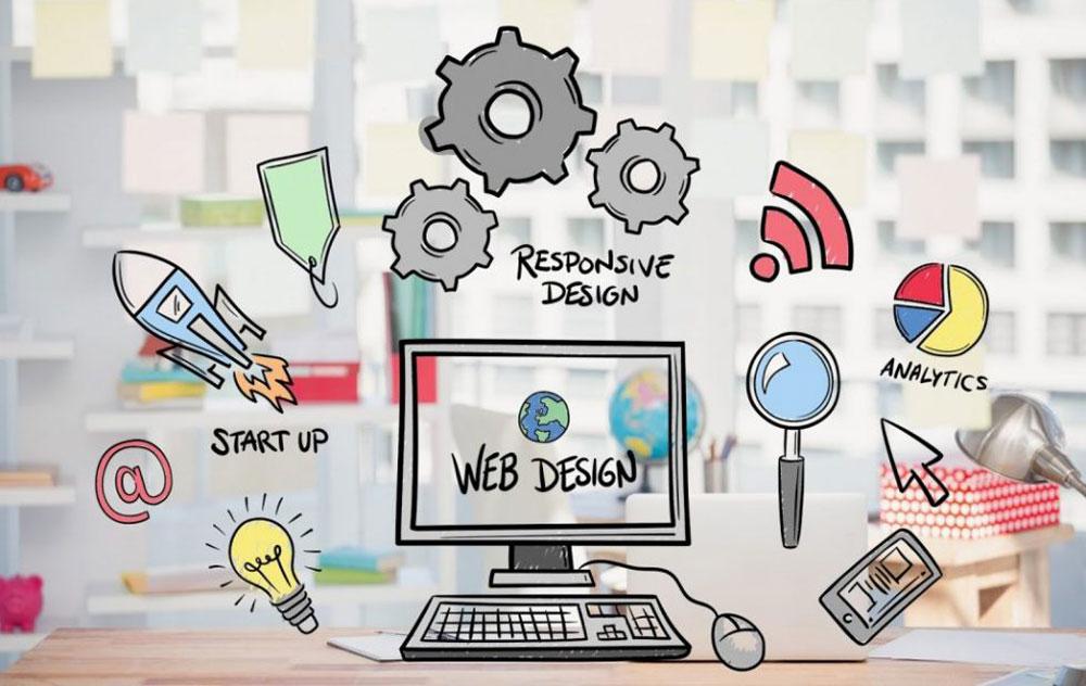 مهارت های طراح سایت
