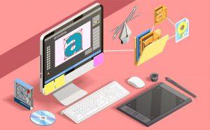 طراحی وب با استفاده از فتوشاپ